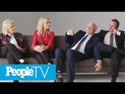 The Cast Of 'Murphy Brown' Remembers JFK Jr.'s Cameo | PeopleTV