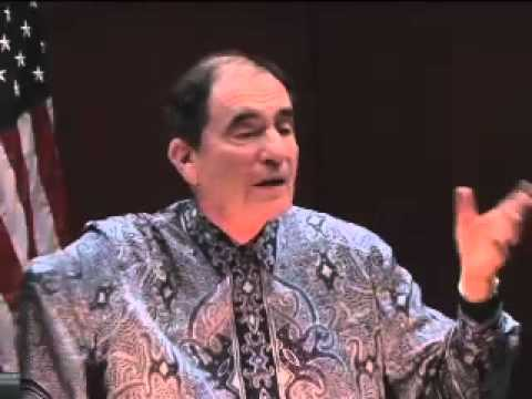 """Albie Sachs, """"Four Tales of Terrorism"""" (Torture, Law, and War Keynote Address)"""