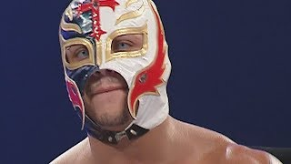 "Rey Mysterio ""Hymn For The Weekend"""