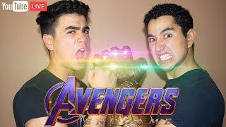 DEBATE: AVENGERS END GAME CON SPOILERS!! - Changovisión
