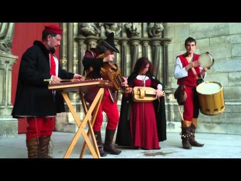 Edi beo thu, Heven-queene, Les Ménestreux de la Branche Rouge, Cathédrale de Laon.