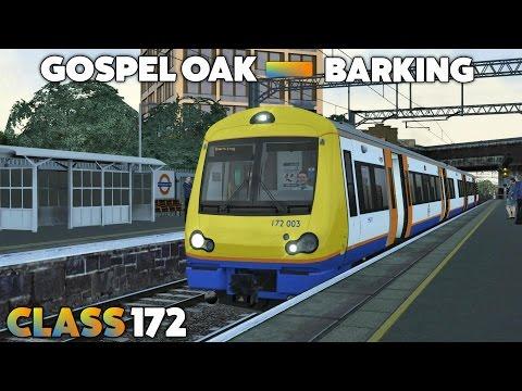 Train Simulator 2017 - Class 172: Gospel Oak to Barking (GOBLIN Line)