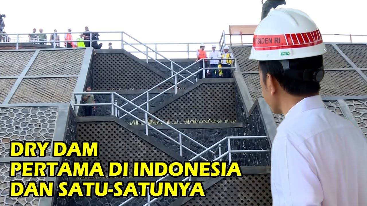 Bendungan Kok Gak Diisi Air, Tujuannya Dibangun Sama Pak Jokowi Buat Apa ?