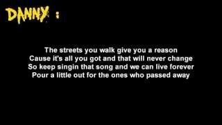 Hollywood Undead - My Town [Lyrics]