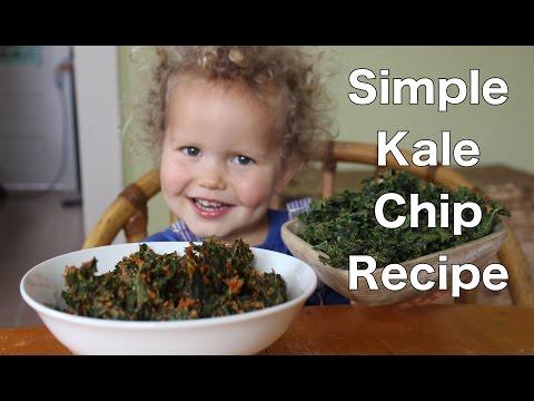 Sweet, Savory, & Simple Homemade Kale Chip Recipe