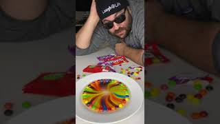 MAGIC CANDY RAINBOW TRICK REVEALED - #Shorts