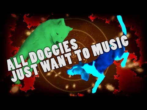 All Dogs Just Want To Music [True Story]