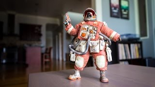 Show and Tell: 3A Dead Cosmonaut Figure