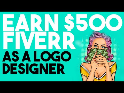 How To Make Money On Fiverr With Logo Designs In 2019