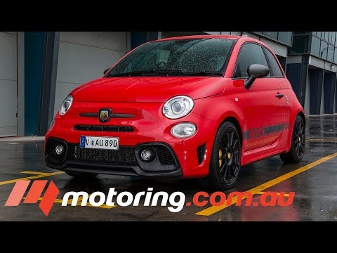 2018 Abarth 595 Competizione Review | motoring.com.au