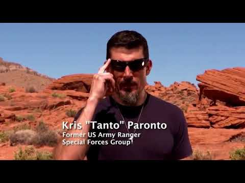 """HD Vision Special Ops Commercial With Kris """"Tanto"""" Paronto"""