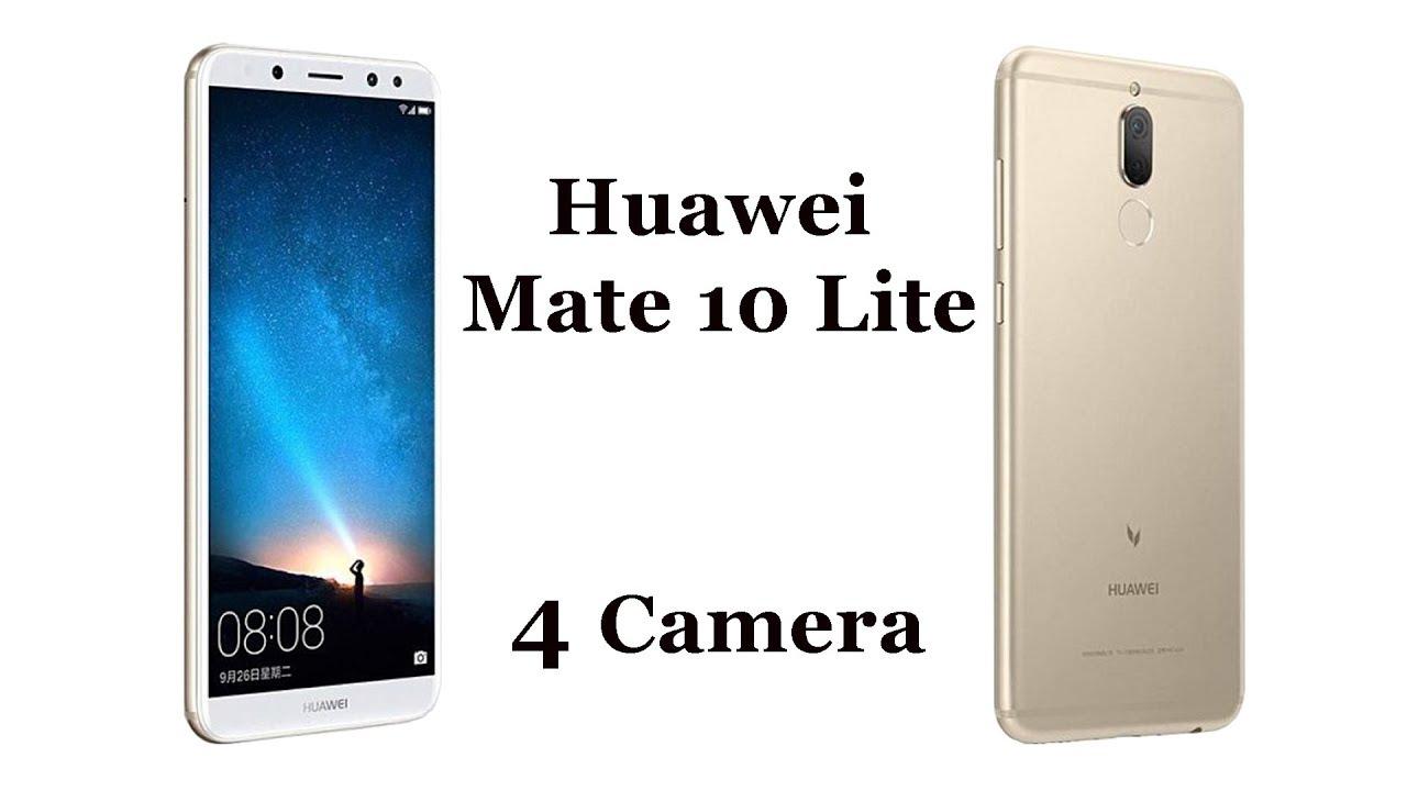 Huawei Mate 10 Lite | 4 Camera