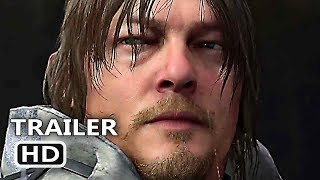 DEATH STRANDING Gameplay Walkthrough + Trailer (NEW, E3 2018) Normand Reedus, Hideo Kojima Game HD