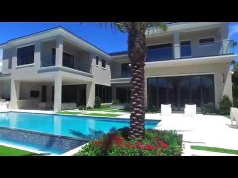 Contemporary Dockside Multi Million Dollar Home