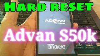 Cara mengatasi Advan i5c bootlop/Staglogo.