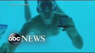 Louisiana man dies during underwater proposal