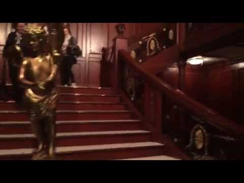 The Grand Staircase Of The Titanic!