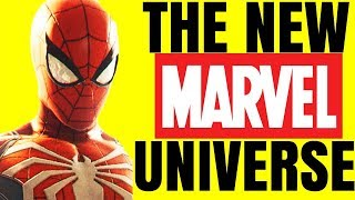 How to Build the Spider-Man (PS4) Universe