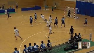 20180728 男子ハンドボール 2回戦 山陽広島県対 清水桜が丘静岡県スポーツの杜鈴鹿