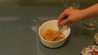 видео Соус для салата с креветками: важные акценты