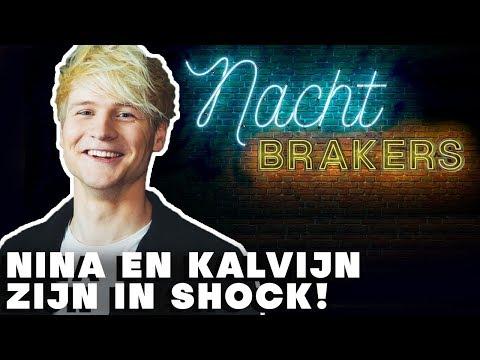KALVIJN UIT Z'N BED GETROKKEN! | Nachtbrakers - CONCENTRATE