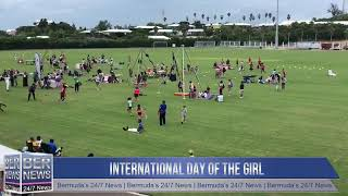 International Day Of The Girl, Oct 21 2018