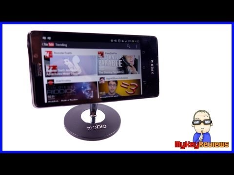 Mobio Pivot (Smartphone & Tablet Stand) | Unboxing & Review | MyKeyReviews