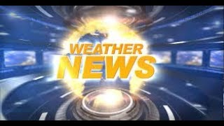 Weather News and Tropical Update with J7409 Tues  Sept 25,2018