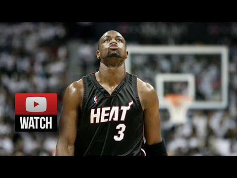 Dwyane Wade 2009 Playoffs Highlights vs Atlanta Hawks (All Games)