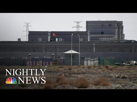 Leaked Documents Give Chilling Look Inside Chinese Muslim Detention Camps | NBC Nightly News
