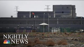 Leaked Documents Give Chilling Look Inside Chinese Muslim Detention Camps  NBC Nightly News