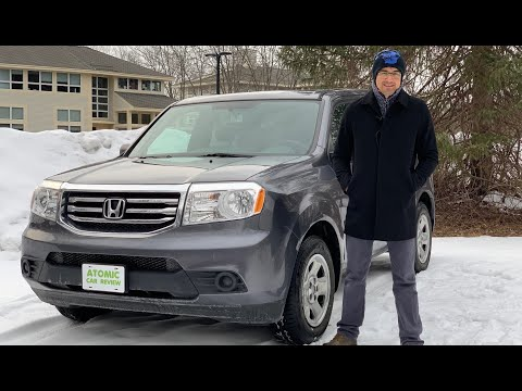 2015 Honda Pilot, 8-seat Family SUV, AWD - Used Car Owner Review
