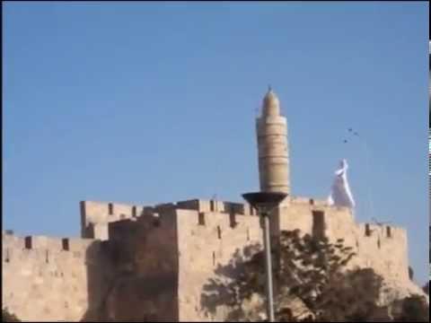 Powerful BRIDAL SYMBOL in JERUSALEM by WVD Harvester 9.26.15 See DESCRIOTION