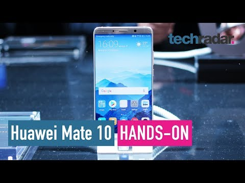 Download Youtube: Huawei Mate 10 hands-on review