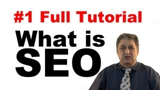 SEO Tutorials for Beginners| What is SEO? | #1