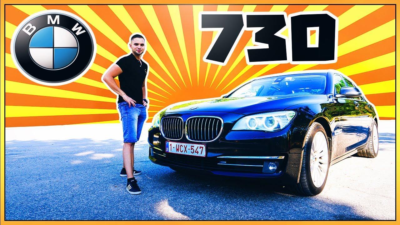ЗА ТИЯ ПАРИ... BMW 730