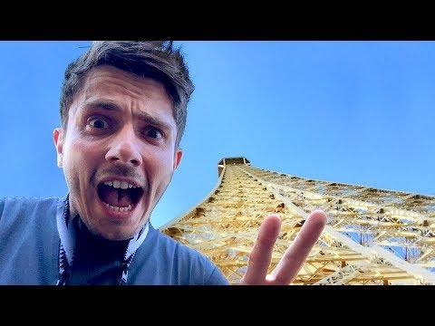 SAUTER DU HAUT DE LA TOUR EIFFEL ! - GAMEPLEY