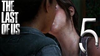 The Last Of Us Left Behind DLC - ELLIE AND RILEY KISS SCENE - Gameplay Walkthrough Part 5