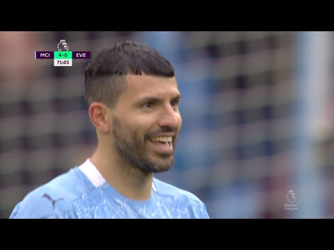 Manchester City Everton Goals And Highlights