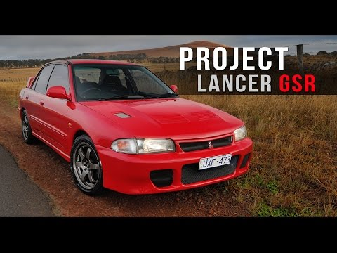 Project GSR: Dusting off the Lancer | Mitsubishi 4G63