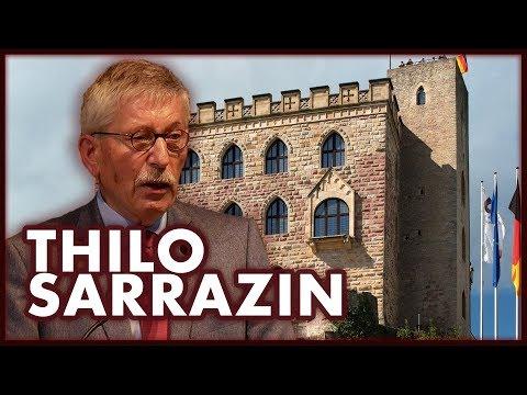 Thilo Sarrazin: Rede