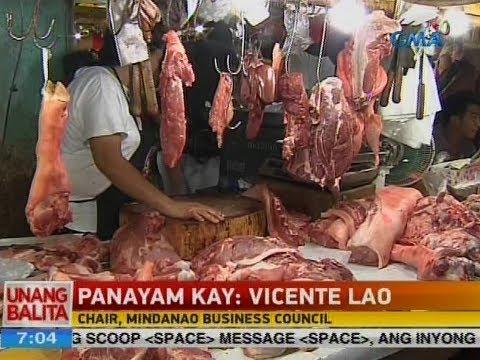 UB: Panayam kay Vicente Lao, chair, Mindanao business council