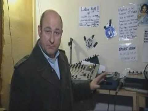 Ofcom Raid On London Pirate Radio Station 2009 - TOWERBLOCKRADIO.COM