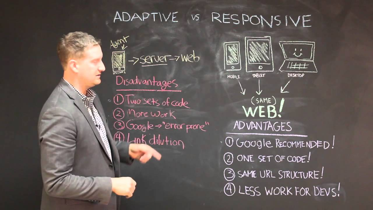 What is adaptive design