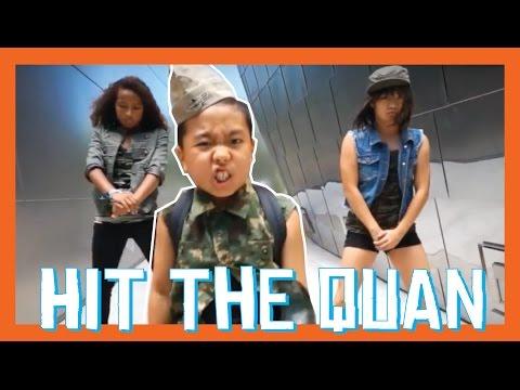 Hit The Quan Dance #HitTheQuan...