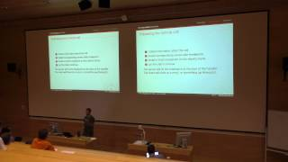 GNU Tools Cauldron 2014 - RPC Debugging with GDB