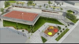 ver video: Futuro aparcamiento de Los Olivos