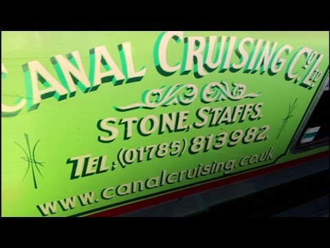 The Canal Cruising Company. Stone. Staffordshire