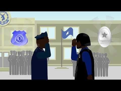 SOMALIA NEW POLICING MODEL 2018 (SOMALI)