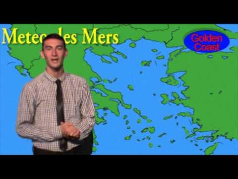 Meteo Grecque Du Golden Coast